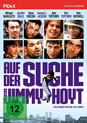 Auf der Suche nach Jimmy Hoyt (The Search for One-Eye Jimmy) / Skurille Komödie mit absoluter Starbesetzung (Pidax Film-Klassiker)