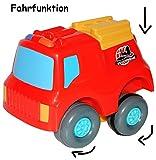 XL - Auto - mit Rückzug / Aufziehauto - Druckfahrzeug / Startfahrzeug - zum Fahren - Aufziehfahrzeug / Aufziehspielzeug - Kunststoff - Fahrzeug fährt selber - Aufziehen - Babyfahrzeug - Autos