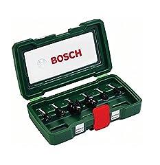 Bosch 6tlg. Hartmetall