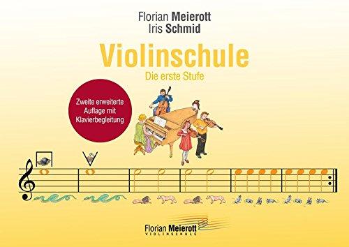 Violinschule, Die erste Stufe: Frühförderband (Florian Meierott, Violinschule in 5 Stufen)