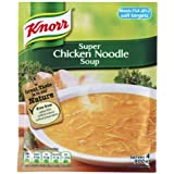 Knorr Super Chicken Noodle Soup 6 x 51g
