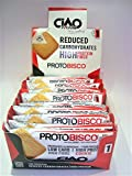 #10: CIAOCARB PROTOBISCO Coconut cookie 250g (5x50g), Stage1 Diet Cookie