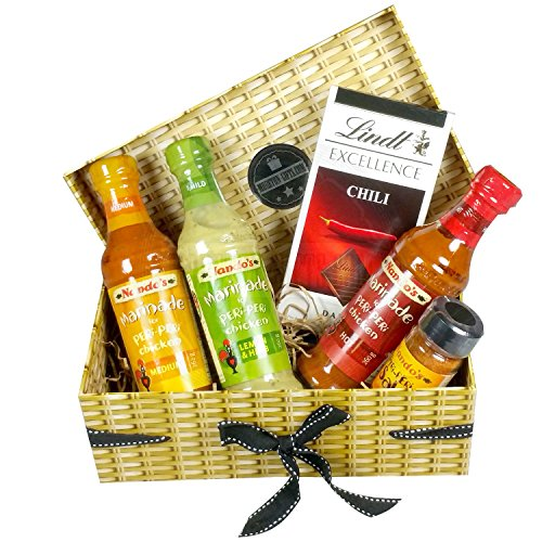 Nando All Togther Now We Love Chilli Hamper By Moreton Gifts Father's Day Birthday