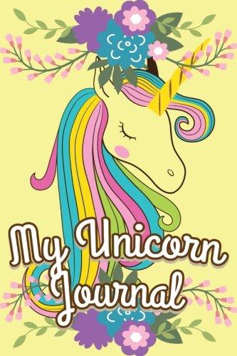 My Unicorn Journal: Blank Lined Notebook V20 por Dartan Creations