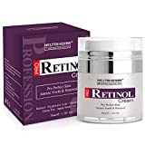Retinol Moisturiser Anti-Aging Cream,Reduce Black Spots and Blemishes,Moisturising Against Dry Skin & Age
