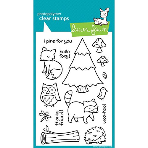 Lawn Fawn tagli Jump for Joy universale Custom Craft cutting Dies LF1213