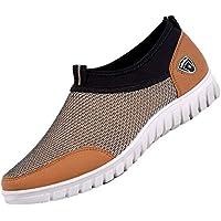 DAY.LIN schuhe herren Herren Laufschuhe Damen Turnschuhe Freizeit Sneaker Dämpfung Leichte rutschfeste Atmungsaktive Sportschuhe Fitness Schuhe