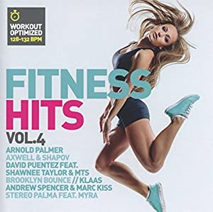 "Afficher ""Fitness hits, vol. 4"""