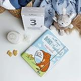 Mein 1. Kalender, Baby Tagebuch, Baby Ratgeber, 365 Tipps&Tricks, Blau