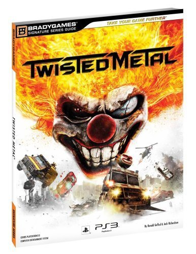 Preisvergleich Produktbild Twisted Metal Signature Series Guide (Signature Series Guides) by BradyGames (2012-02-14)