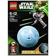 Lego Star Wars B-wing Starfighter & Endor 75010 by LEGO