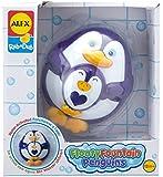 ALEX Toys Rub-a-Dub Floaty Fountain Penguins