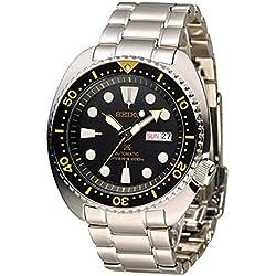 Seiko Mens Prospex Analog Sport Automatic JAPAN Watch SRP775J1