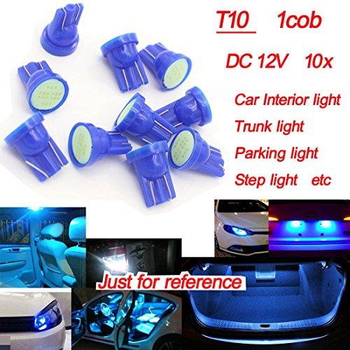 X10T10Dongzhen DC12V auto COB LED lampada interna per Fiat Reynold di lettura cuneo luce