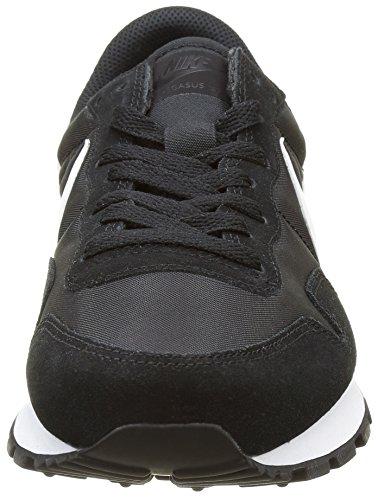 Nike Air Pegasus 83, Chaussures de Running Entrainement Homme Noir (Black/White/Pure Platinum/White)