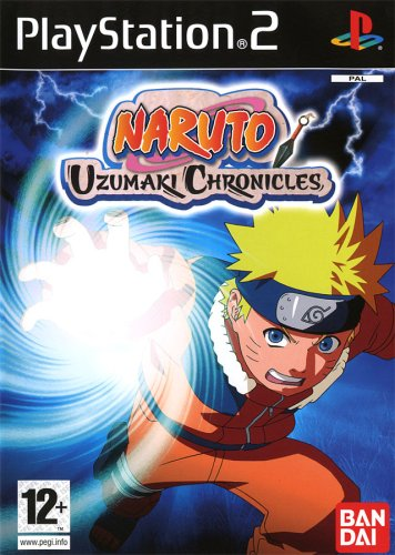 Naruto Uzumaki Chronicles [FR Import] (Uzumaki Chronicles 2)