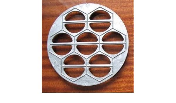 alpha-ene.co.jp Vareniki Pierogi Varenyky Maker Form Ravioli Mold ...