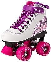 Style Disco Quad patins disponibles dans les tailles 29 à 38.