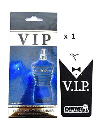 Caribi VIP Auto Lufterfrischer Parfüm HEIM BÜRO Duft ähnlich wie teures Parfüm - №797 -