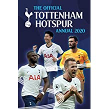 The Official Tottenham Hotspur Annual 2020
