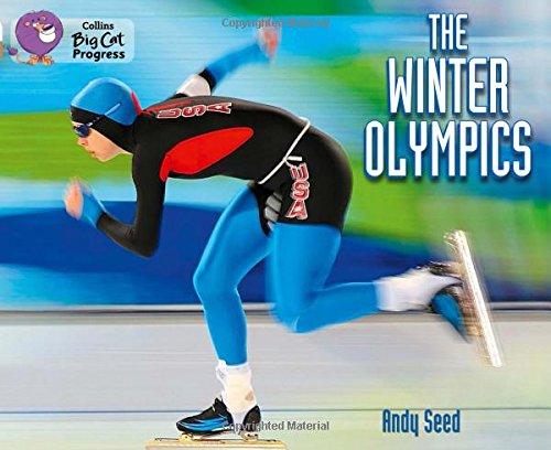 Winter Olympics: Band 10 White/B...