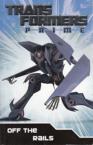 Transformers Prime 4: Off the Rails PDF Books