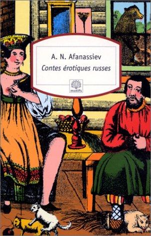 Contes érotiques russes par A.-N. Afanassiev