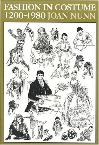 Fashion in Costume 1200-1980 - Kostüm British Drama