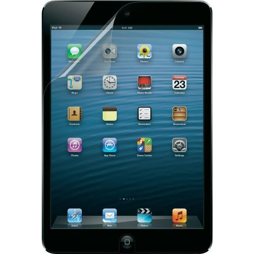 Belkin Damage Control – Screen Protectors (Tablet, Apple, iPad Mini, Transparent) (Belkin Mini Screen Protector)