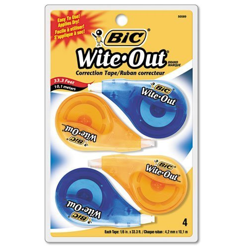 bic-wite-out-ez-correct-correction-tape-non-refillable-1-6-x-400-4-pack-wotapp418-dmi-pk-by-bic-amer