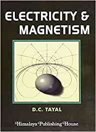 Electricity and magnetism by dc tayal free