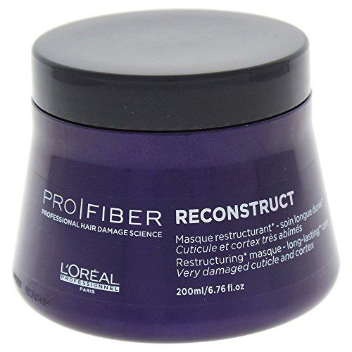 L'oréal expert cura capillare, pro fiber reconstruct mask, 200 ml