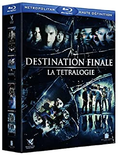 Destination finale - La tétralogie [Blu-ray] (B0055EDCXI) | Amazon price tracker / tracking, Amazon price history charts, Amazon price watches, Amazon price drop alerts