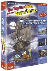 Tiger-Team 2. Die Geisterfahrt der schwarzen Berta