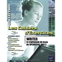 Writer - Le traitement de texte d'OpenOffice.org 2