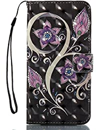 AmberMa - Zapatillas de Boxeo para Mujer Color Six Samsung Galaxy S9