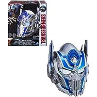 Transformers - Casco Premium Optimus Prime, versión en español (Hasbro C0878EU4)