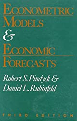 Econometric Models and Economic Forecasts