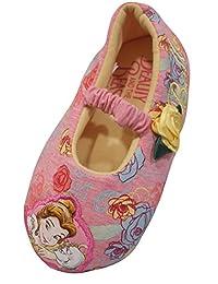 Disney Princess Belle Bella y La Bestia Las Niñas Zapatillas