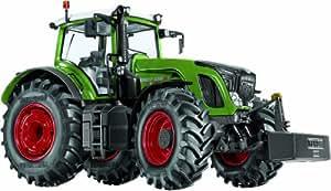 Siku/Wiking - 7310 - Véhicule Miniature - Tracteur Fendt 939 Vario - Métal - Echelle 1/32