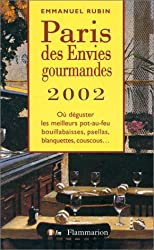Paris des envies gourmandes 2002