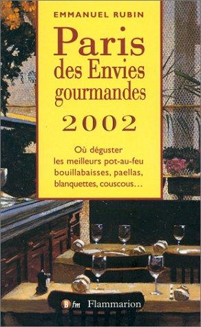Paris des envies gourmandes 2002