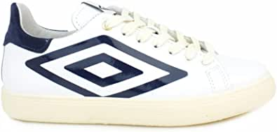 Umbro Sneaker Bianco Blu RFP38050S