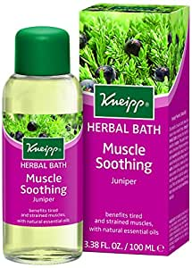 Kneipp Muscle Soother Juniper Herbal Bath