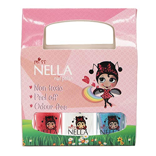 Miss Nella PARTY COLLECTION 3- Paquete 3 esmaltes