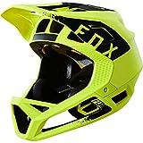 Fox Proframe Mink Helmet, Yellow/Black, Größe L