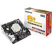Biostar N3150NH (Celeron N3150,S1170,mITX,DDR3,Intel,EuP) Scheda