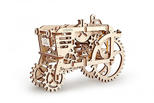 tractor-model-unique-glue-free-eco-friendly-wooden-mechanical-self-assembly-moving-kit-ugears-rubber