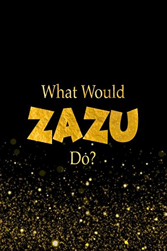 What Would Zazu Do?: The Lion King Characters Designer Notebook