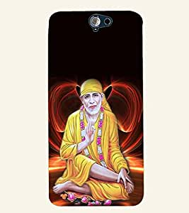 PRINTVISA Religious Sai Baba Case Cover for HTC One A9